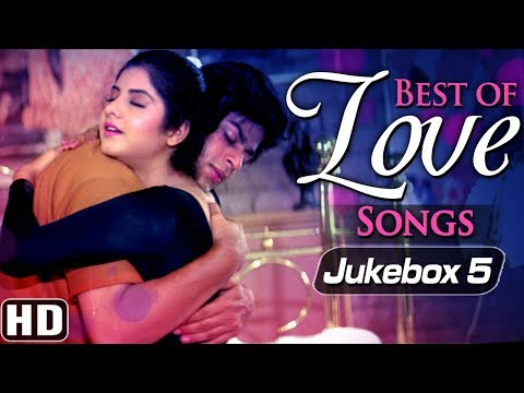 Best of Evergreen Romantic Songs (HD) | Jukebox 5 | Popular Hindi Love Songs