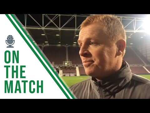 🎙️ Neil Lennon on the match | Hearts 1-2 Celtic