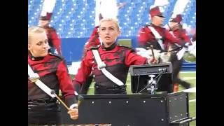 anna with the boston crusaders