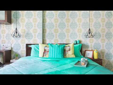 #LivspaceHomes : Contemporary Home Interiors On A Budget For This Mumbai Home