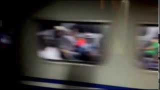 Kereta api malam tercepat di Indonesia.