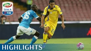 Napoli - Sampdoria 2-2 - Highlights - Giornata 2 - Serie A TIM 2015/16