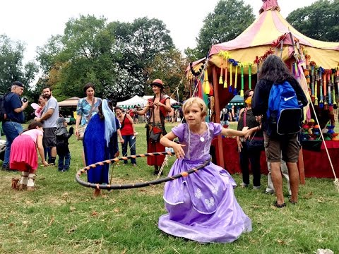 Medieval Festival NYC - Fort Tryon Park, Annual Free Fall Fair!