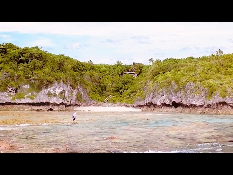 Real Travellers, Real Niue - Hio Beach 2
