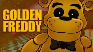 GOLDEN FREDDY - LA PIZZERÍA DE FIVE NIGHTS AT FREDDY'S (Roblox) | iTownGamePlay