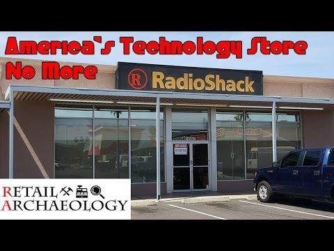 RadioShack: America