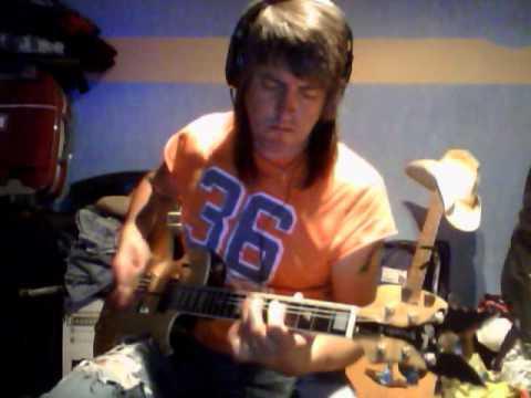 Crashdiet Guitar Cover Armageddon