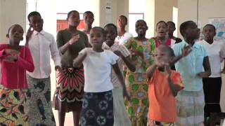 Bethany Family (children's home) Tanzania -Swahili song and Dance