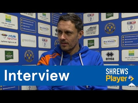 INTERVIEW | Paul Hurst pre Coventry City (H) - Town TV