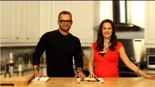 Bob Harper's Easy Roasted Fish Recipe - Only 4 Ingredients Needed