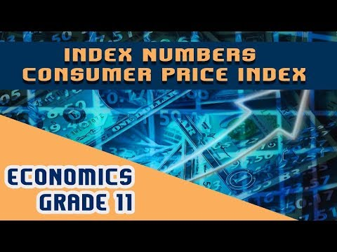 Statistics for Economics Chapter 12 | Part 5 | Index Numbers - Consumer Price Index