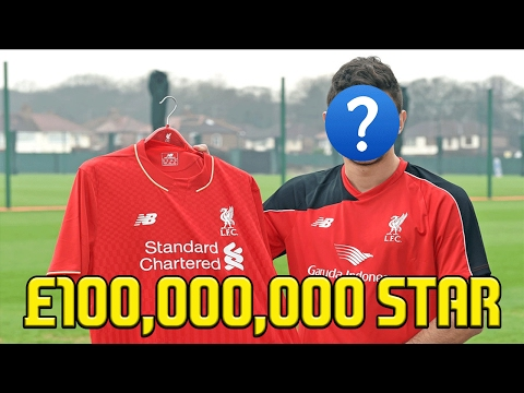 £100,000,000 NEW STAR ARRIVES! - PRESS CONFERENCES ARE BACK! - FIFA 17 Liverpool Career Mode #117