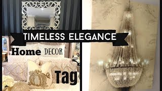 TIMELESS ELEGANCE HOME DECOR FALL EDITION