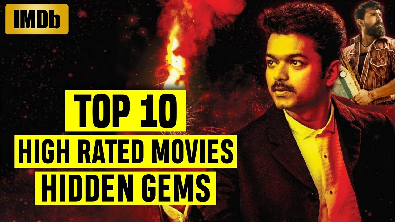 Download Top 10 Highest Rated South Indian Movies On IMDb Of All Time | You Shouldn't Miss