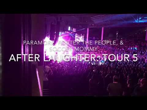 Paramore After Laughter Tour 5 Youtube