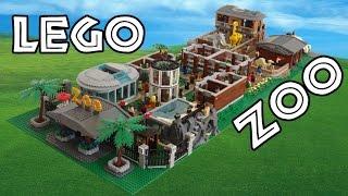 Lego Zoo (30k sub special!)