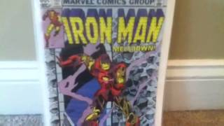 My Iron Man Comic Collection (2015)+ SpideyFan78ct contest