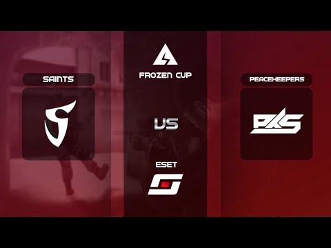 PkS vs Saints | eSet Frozen Cup Final | Веля standoff 2 стандофф 2 стэндоф со2