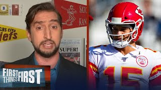 Patrick Mahomes, Chiefs are set up to be the next NFL dynasty — Nick Wright | FIRST THINGS FIRST