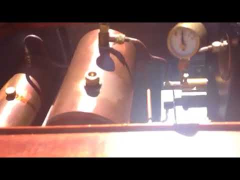 BL Streamlinia  repro hull build, Bl  eclipse engine and boiler 1930