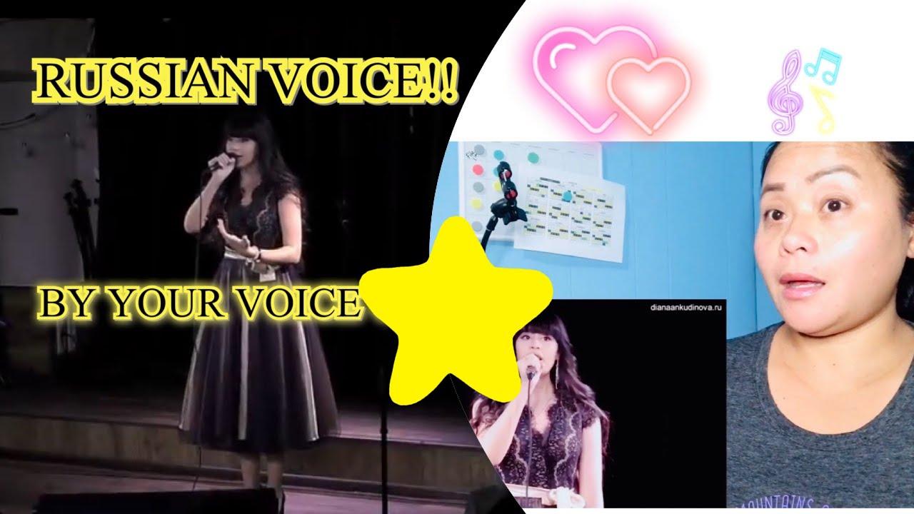BY YOUR VOICE DIANA ANKUDINOVA  ASIAN IN IDAHO REACTION