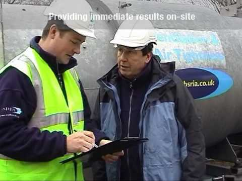 Commercial & Domestic Airtightness tests - BSRIA / Anderson Mechanical Services