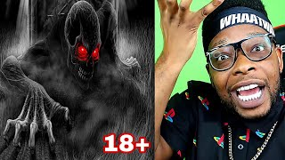 THE STRONGEST DEMON JINN IN THE WORLD | Bloody Mary TRUE