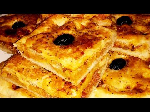 #كوكا#-مورقة-👌سهلة-وبزاااااف-بنينة😋😋#pizza#couverte#
