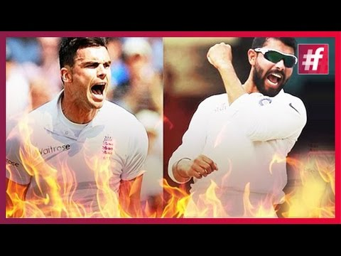 What Happened Between Jadeja And Anderson On Cricket Ground? | Indian Cricket Team | Cricket Video