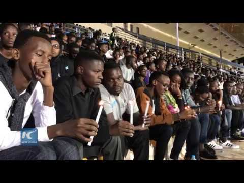 Rwandans remember victims of 1994 genocide