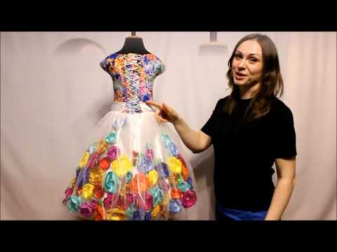 Цветочная Фея Платье Море Цветов - Новый МАСТЕР КЛАСС презентация!