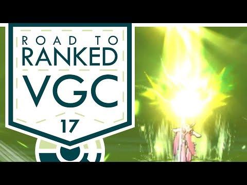 """SOLAR BLADE LURANTIS"" VGC 2017 Road to Ranked! Episode 17 - Pokemon Sun and Moon w/ PokeaimMD & Baz"