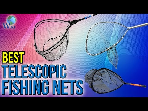 7 Best Telescopic Fishing Nets 2017