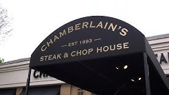 Today With Kandace - Chamberlain's Steak & Chop House (Dallas, TX)