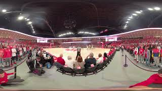 Houston Basketball: 360 VR: Corey Davis Jr. Buzzer Beater