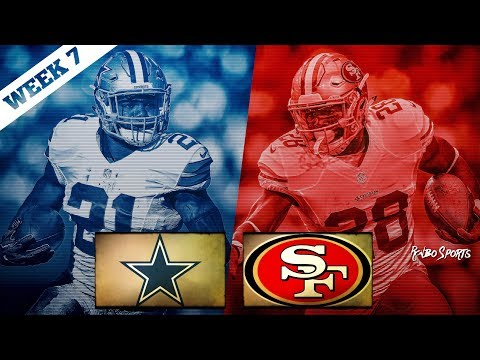 San Francisco 49ers VS Dallas Cowboys Week 7 NFL 2017 Postgame Gathering