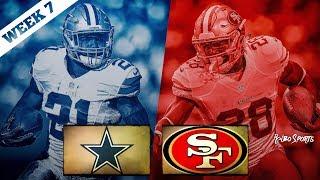San Francisco 49ers VS Dallas Cowboys Week 7 NFL 2017 Postgame Gathering
