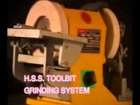 Drill Cum Tool Bit Grinder