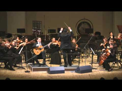 Jose Maria Gallardo del Rey - C.P.E. Bach – Concerto in A major