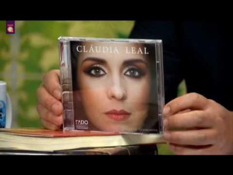 """Cláudia Leal  - Programa """"É A Vida Alvim"""" - Canal Q"""
