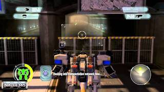 Front Mission Evolved Gameplay (PC HD)