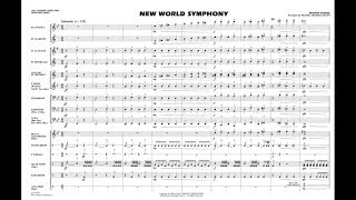 New World Symphony by Antonin Dvorak/arr. Michael Sweeney