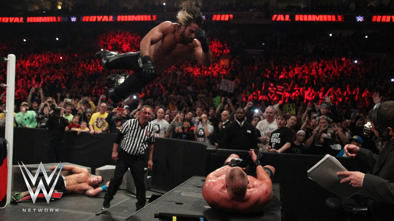 I want to fight Triple H at WrestleMania' says Seth Rollins