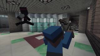 Minecraft GTA 5 Bank Heist 2 (Pacific Standard)