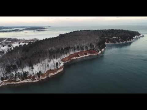 - Hometown - 4K Marquette Michigan 906