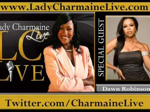 En Vogue Dawn Robinson talks R&B DIVAS, En Vogue/Lucy Pearl Breaks and more on Lady Charmaine Live