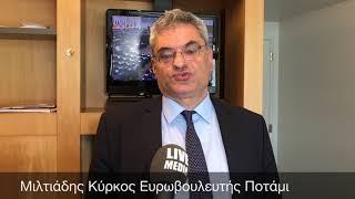 Μίλτος Κύρκος για τη Μακεδονία
