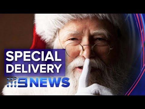 Santa Claus To Make His Way Across Australia   Nine News Australia
