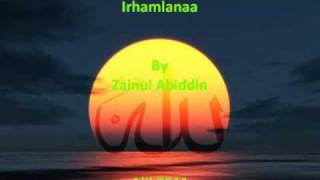 Ya Sayyidi By Zainul Abiddin very beautifull!