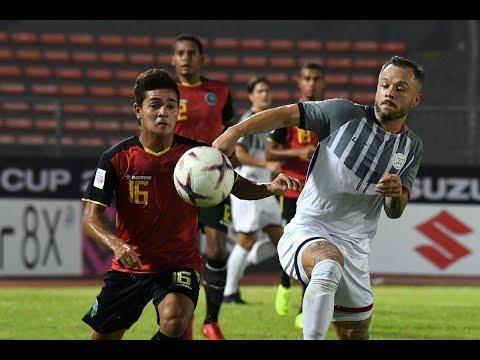 Timor Leste 2-3 Philippines (AFF Suzuki Cup 2018 : Group Stage)
